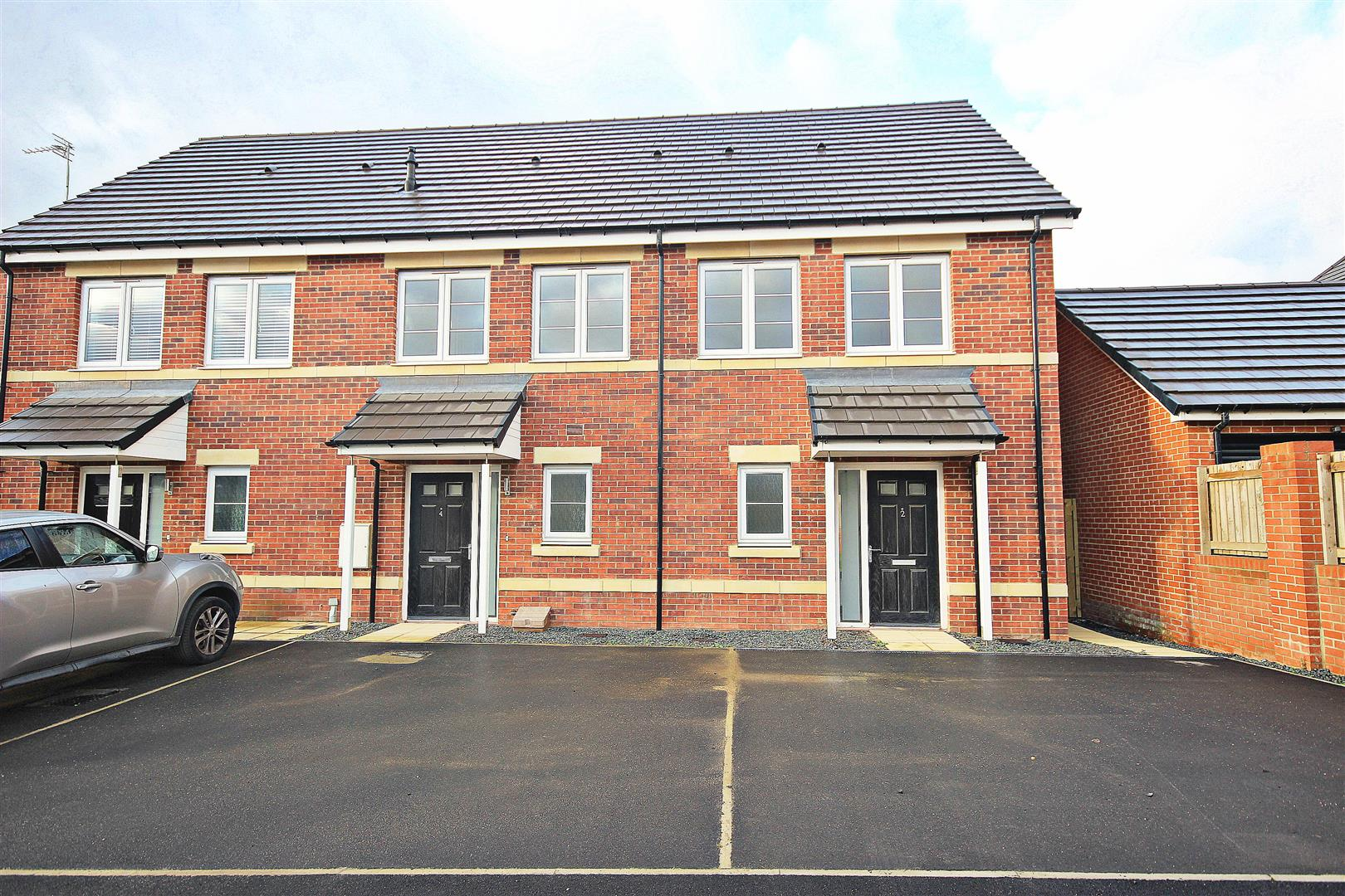 2 Bedrooms End Of Terrace House for sale in Springwood Close, Browney, Durham
